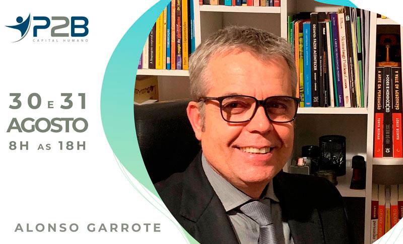 Curso de oratória com Alonso Garrote
